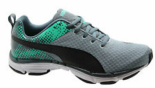 Puma Mobium Ride Mens Trainers Running Shoes Grey Lace Up Low 187298 01 D81