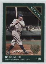 1995 Megacards The Sporting News Conlon Collection 47 Babe Ruth New York Yankees