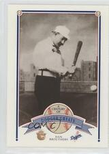 1989 Smokey Bear A Century of Dodger Greats #3 Dan Brouthers Los Angeles Dodgers