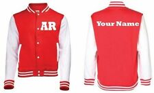 ~ KIDS CUSTOM PRINTED VARSITY JACKET~ , Personalised - Teamwear / College /