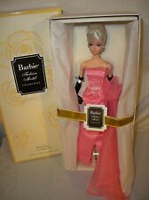 BFC Exclusive Glam Gown Silkstone Posable Barbie Doll NRFB 2016 In Hand!