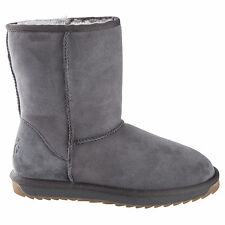 Classic Short GREY UGG Boot Made in Australia JUMBUCK UGG Boots SIZE 9 Lady
