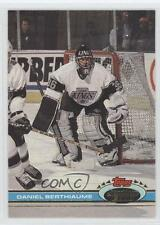 1991-92 Topps Stadium Club #290 Daniel Berthiaume Los Angeles Kings Hockey Card