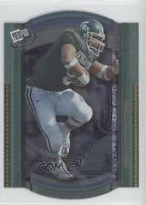 2002 Press Pass Pay Dirt PD4 TJ Duckett Michigan State Spartans T.J. Rookie Card