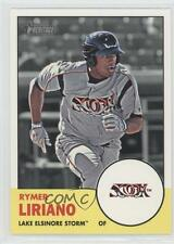 2012 Topps Heritage Minor League Edition #21.1 Rymer Liriano Lake Elsinore Storm
