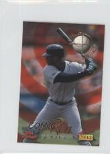 1996 Signature Rookies Old Judge Junior Hit Man #J5 Ken Griffey Jr Jr. Card