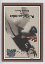 2000 Fleer Greats of the Game #61 Daryle Lamonica Oakland Raiders Football Card