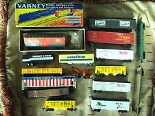 HO Train Lot G - 15 pc- Swift Union Great No. VARNEY Toys R Us TRAILERS  -PLUS -