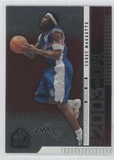 2003 SP Signature Edition 37 Corey Maggette Los Angeles Clippers Basketball Card