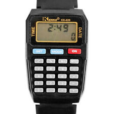 Retro 80's Style Calculator Watch