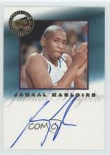 2002-03 Press Pass Authentic Pro Signatures #JAMA Jamaal Magloire Auto Card