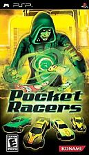Pocket Racers (Sony PSP, 2006) - European Version