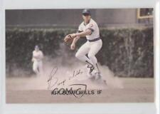 1982 Red Lobster Chicago Cubs #17 Bump Wills Baseball Card