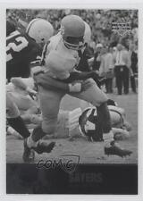 2011 Upper Deck College Football Legends #68 Gale Sayers Kansas Jayhawks Card