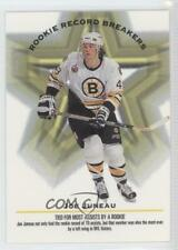 1993-94 Donruss #394 Joe Juneau Teemu Selanne Boston Bruins Winnipeg Jets Card