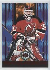 1998-99 Pacific Dynagon Ice Red 108 Martin Brodeur New Jersey Devils Hockey Card
