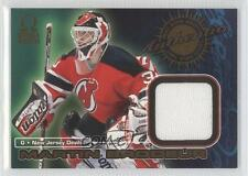 1999-00 Pacific Omega Game-Worn Jerseys #4 Martin Brodeur New Jersey Devils Card