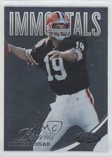 2012 Panini Certified #155 Bernie Kosar Cleveland Browns Football Card