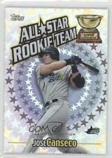 2000 Topps All-Star Rookie Team Limited Edition #RT6 Jose Canseco Tampa Bay Rays