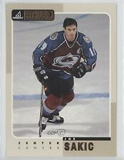 1997-98 Pinnacle Beehive #4 Joe Sakic Colorado Avalanche Hockey Card