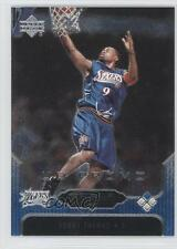 2004 Upper Deck Black Diamond UD Promo #63 Kenny Thomas Philadelphia 76ers Card