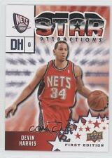 2009-10 Upper Deck First Edition Star Attractions #SA-23 Devin Harris Card