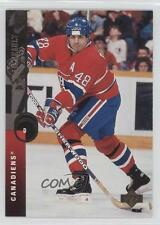 1994-95 Upper Deck #341 JJ Daigneault Montreal Canadiens J.J. Hockey Card