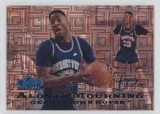 2012-13 Fleer Retro 1997-98 Flair Showcase Legacy Row 0 #97FL-34 Alonzo Mourning