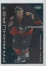 2001-02 In the Game Parkhurst #119 Marc Savard Calgary Flames Hockey Card