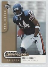 2005 Upper Deck NFL Foundations Exclusive #199 Mark Bradley Chicago Bears Card