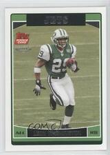 2006 Topps Special Edition Rookie #380 Leon Washington New York Jets Card