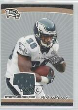 2008 Topps Rookie Progression #PSR-BW Brian Westbrook Philadelphia Eagles Card