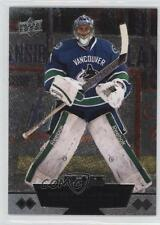 2012 Upper Deck Black Diamond #107 Double Roberto Luongo Vancouver Canucks Card