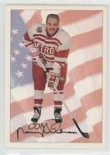 1991-92 Ultimate Original Six #78 Norm Ullman Detroit Red Wings Hockey Card