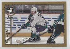 1998-99 Topps #53 Paul Kariya Anaheim Ducks (Mighty of Anaheim) Hockey Card