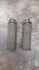 Honda CBR1000F Hurricane   REAR FOOT PEGS         LQQQQQQQQK