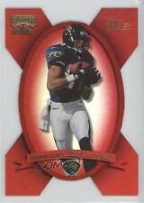 1999 Playoff Momentum SSD Xs #41 Keenan McCardell Jacksonville Jaguars Card