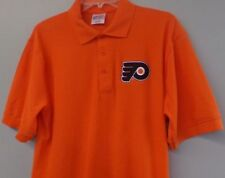 NHL Hockey Philadelphia Flyers Mens S-6XL Embroidered Polo Shirts Brand New