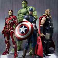 Super hero avengers Iron man Captain America Hulk Thor action figure toys GIFT