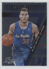 2014 Panini Prestige Franchise Favorites Plus #13 Blake Griffin Basketball Card