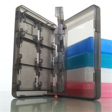 28 in 1 Game Card Case Holder Cartridge Box Nintendo 3DS 2DS DS 24 in 1 Card
