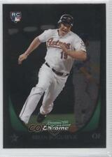 2011 Bowman Chrome #189 Brian Bogusevic Houston Astros Baseball Card