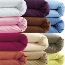 "Real 600TC 100% Egyptian Cotton Ultra Soft Solid 4PC Sheet Set 6""Deep CA Size"