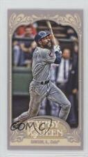 2012 Topps Gypsy Queen Mini #231 Andre Dawson Chicago Cubs Baseball Card