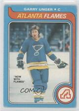 1979-80 O-Pee-Chee #33 Garry Unger St. Louis Blues Atlanta Flames Hockey Card