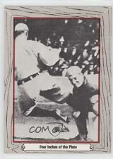 1975 #2 Four Inches of the Plate (Ty Cobb) Detroit Tigers Ty Cobb Baseball Card