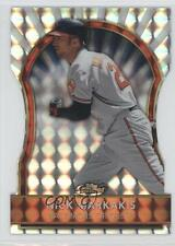 2011 Topps Finest Die-Cut Mosaic Refractor #11 Nick Markakis Baltimore Orioles