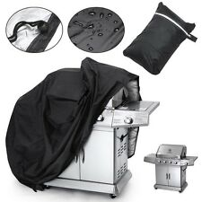 Outdoor Extra Large BBQ Cover Heavy Duty Waterproof Rain Snow Barbeque Grill Bag