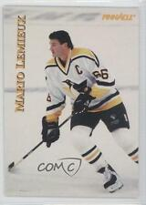 1997 Pinnacle Giant Eagle Mario's Moments #08 Mario Lemieux Pittsburgh Penguins