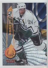 1994 Pinnacle Rink Collection #380 Tom Kurvers Anaheim Ducks (Mighty of Anaheim)
